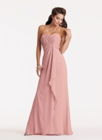 dusky pink bridesmaid dresses - Google Search