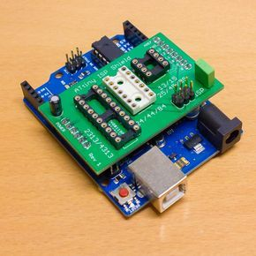 Shrinking your Arduino designs by switching to the Atmel ATtiny microcontrollers is a nice feature if you do not need a lot of pins or want to save space in your design. In this context it is also …