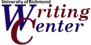 Writer's Web: Analysis and Argument. University of Richmond. Extensive advise and instruction on writing.