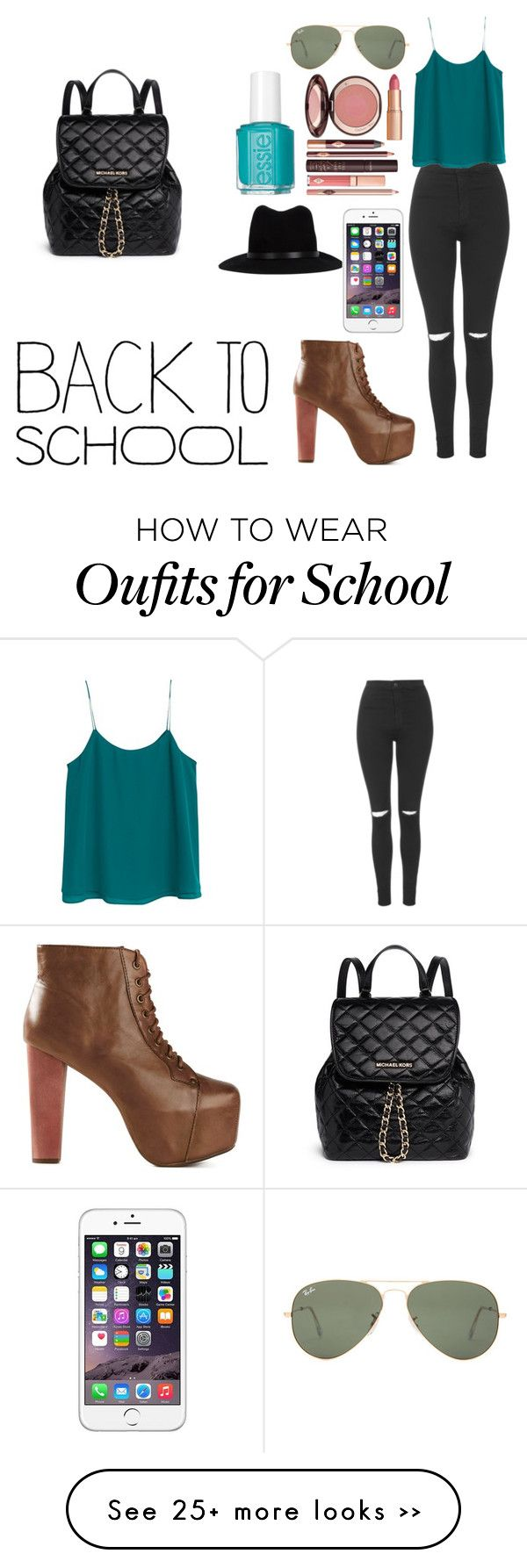 """Back to School"" by desdall on Polyvore"