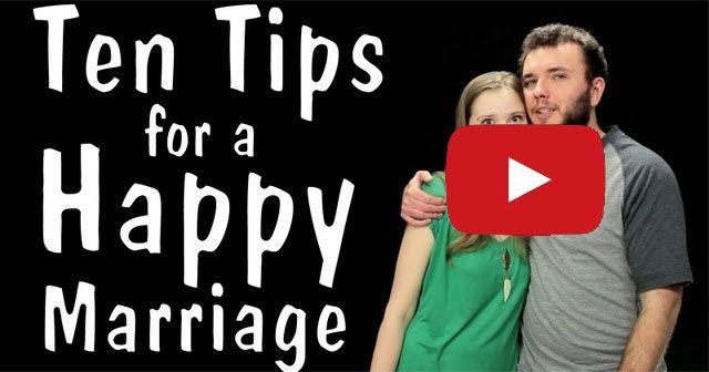 10 Tips For A Happy Marriage --- I believe we can never have too many reminders on what a happy marriage looks like. It is so easy to forget even the simplest concepts such as the ones listed below. Some of these may be easy for you and some harder but we should all adopt these… Read More Here http://husbandrevolution.com/10-tips-happy-marriage/ #marriage #love