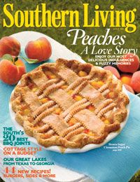 Southern Living Magazine... a subscription must