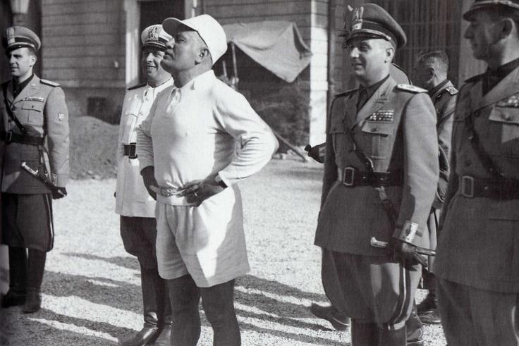 Benito Mussolini 26 luglio 1941