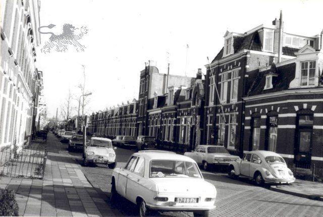 japicxsstraat gysbert 1975 Historisch Centrum Leeuwarden - Beeldbank Leeuwarden