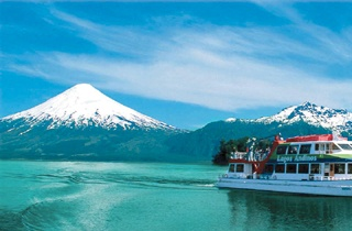 cruce de lagos - Chili