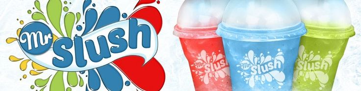 Slush Machine and Slush Syrup Suppliers - Slush Puppy Machines - SlushCo