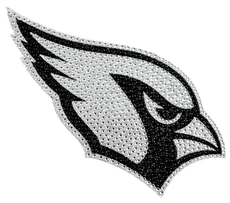 Arizona Cardinals Bling Auto Emblem