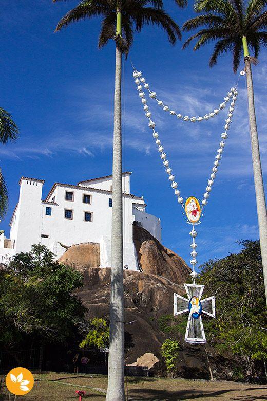 Convento Penha em Vila Velha - Espírito Santo