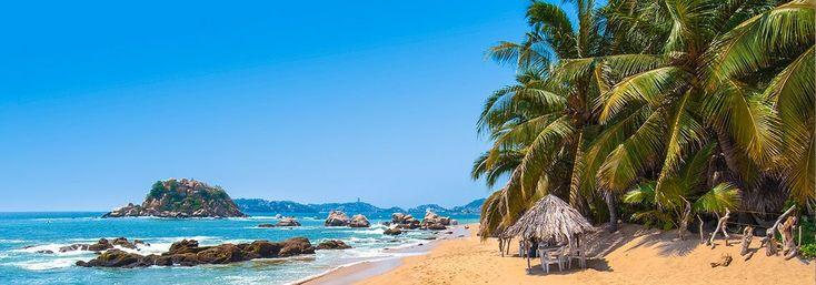 Acapulco. Ubicado en la costa del Pacífico, este puerto es uno de los consentidos del turismo (tanto nacional como extranjero) debido al encanto de su bahía y a la magia de su dinámica vida nocturna.