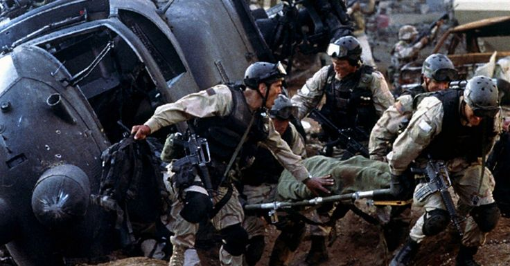 The Day of the Rangers – The True Story That Inspired The Movie Black Hawk Down