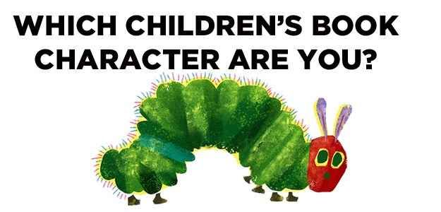 Which Children's Book Character Are You?