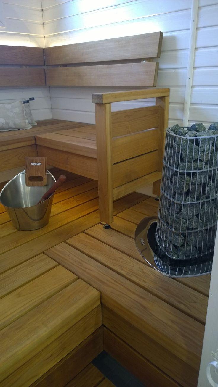 Sauna asuntomessut