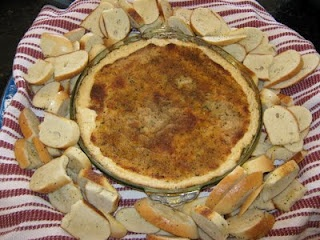 """Chesapeake Bay Seafood Dip For A Crowd  So I was headed to a Birthday Party this past weekend and the theme was """"Heavy Appetizers!""""  Holy Smokes!  What could be better than that???    I decided to bring along my Chesapeake Bay Seafood Dip, a recipe that I came up with while living abroad and was missing the taste of Old Bay seasoned Maryland Crab!  Oh, it's so good!    Photo Credit  Ingredients:  1 Block Cream Cheese  2 Tablespoons Milk  1/2 Cup Parmesan Cheese  1/2 Cup Mayonnaise  1 Cup…"""