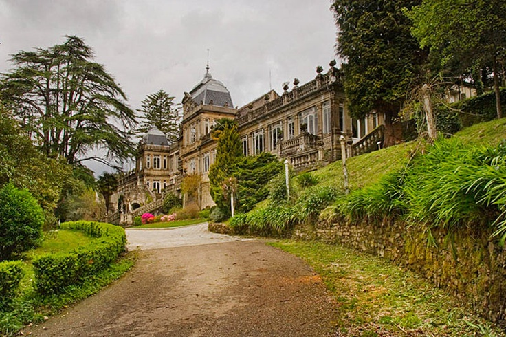 73 best images about gardens from galicia spain on for Cerrajeros santiago de compostela
