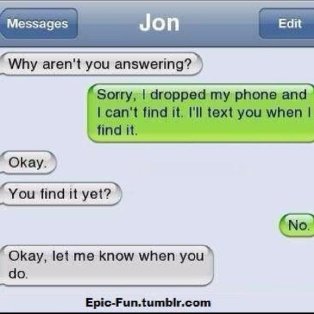 texting buddy pic