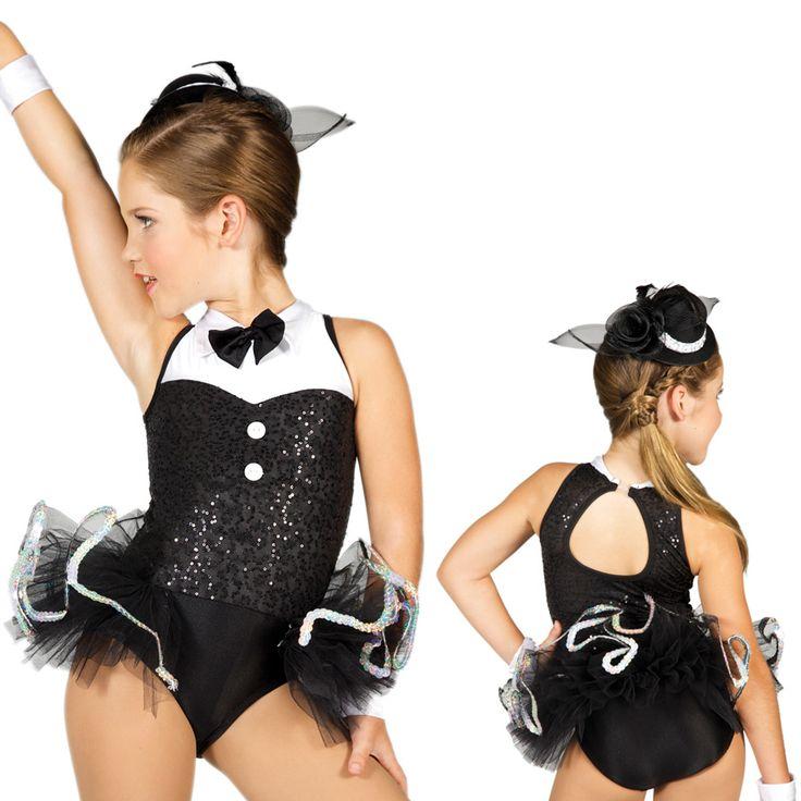 Tap Cabaret Dance Costumes Broadway Baby