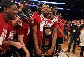 NEW YORK (AP)-- South Carolina added a missing piece to its rich basketball history.    The school of Frank McGuire, Kevin Joyce, Brian Winters, Mike Dunleavy and Alex English is going to the Final Four for the first time.    Add the names Sindarius Thornwell and Frank Martin to the top of the list.    Thornwell's 26 points and the Gamecocks' swarming zone defense meant a 77-70 victory over Florida on Sunday and a berth in the Final Four.