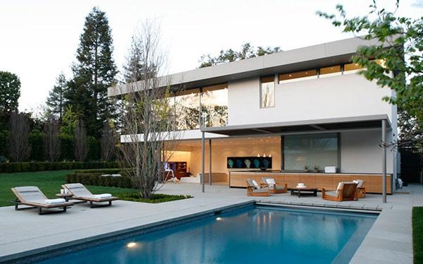 Modern interiors by MLK Studio