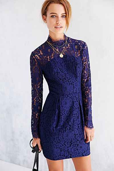 Lace Dress @urbanoutfitters