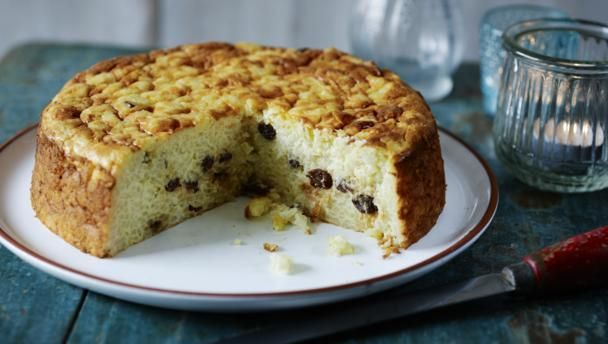 Nutritious and filling, this rice cake is perfect as a teatime snack, or even for breakfast!