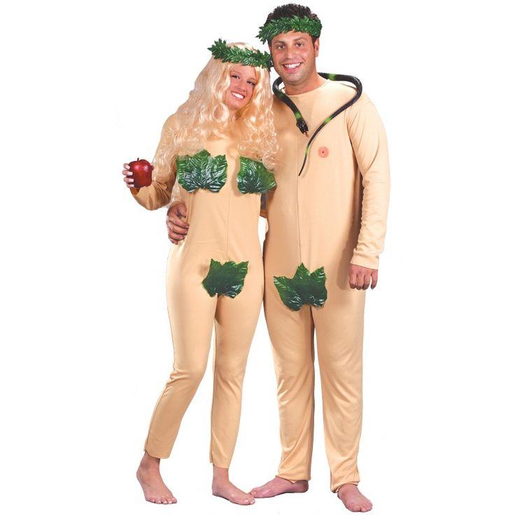 adam u0026 eve adult costume