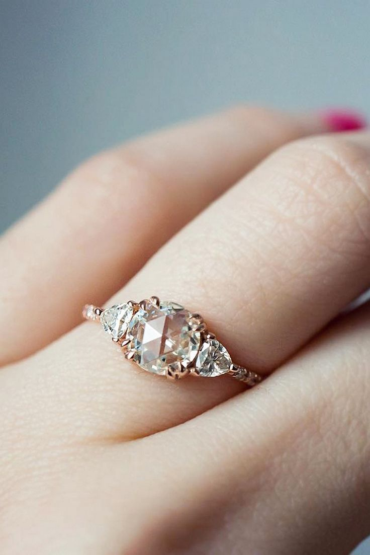 40+ Unique Engagement Rings, Just Say Wow Inexpensive
