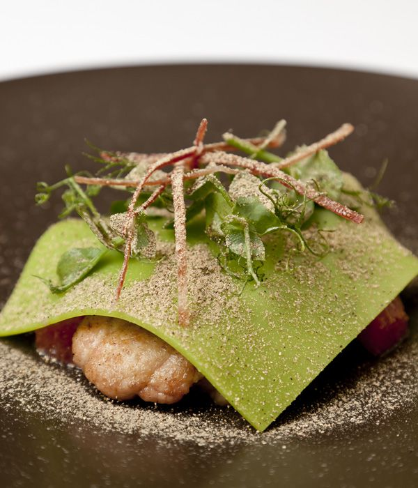 For a truly divine lamb sweetbreads recipe, look no further than this incomparable creation by Steve Drake.