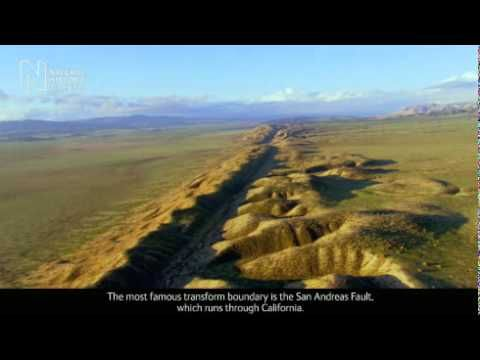 Very in depth video of plate tectonics (Natural History Museum Video) and Landforms Definitely a valuable teacher resource, possible student resource?