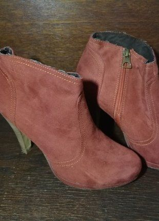 Kaufe meinen Artikel bei #Kleiderkreisel http://www.kleiderkreisel.de/damenschuhe/stiefeletten/142977384-stiefeletten-tamaris-stiefel-pumps