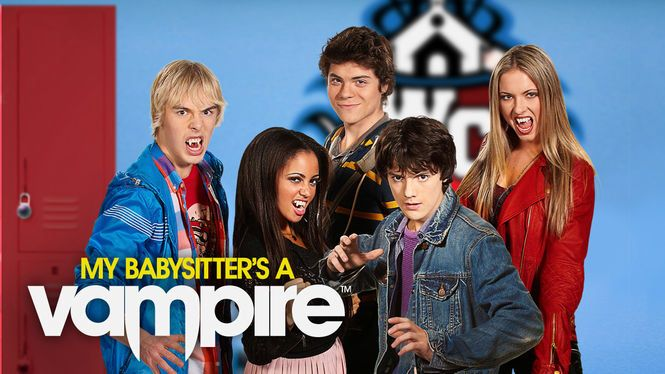 """Check out """"My Babysitter's a Vampire"""" on Netflix"""