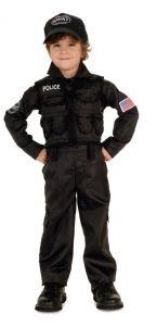 Policeman Swat Costume
