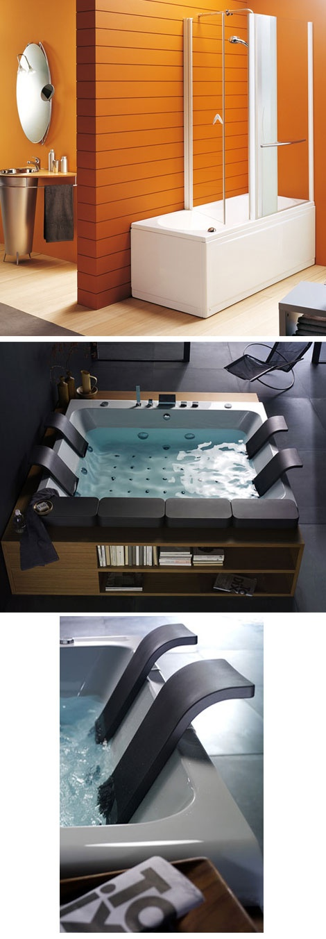 17 Best Images About Shower Bathtub Combination On Pinterest ... Wihrlpool Badewannen Blubleu