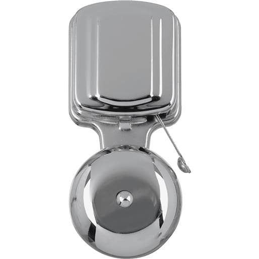 IQ America Door Bell DB-2000 Unit: Each, Silver