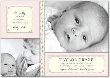 128 best Baby Birth Announcement Ideas images – New Baby Announcement Ideas