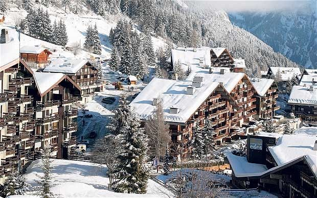 Anzere Switzerland