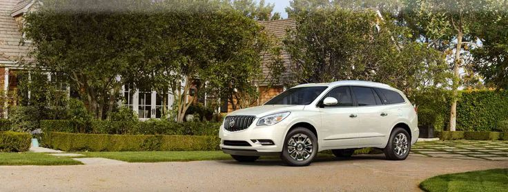 Cool Buick 2017 - 2015 Enclave Large Luxury Crossover SUV Check more at http://24cars.gq/my-desires/buick-2017-2015-enclave-large-luxury-crossover-suv-5/