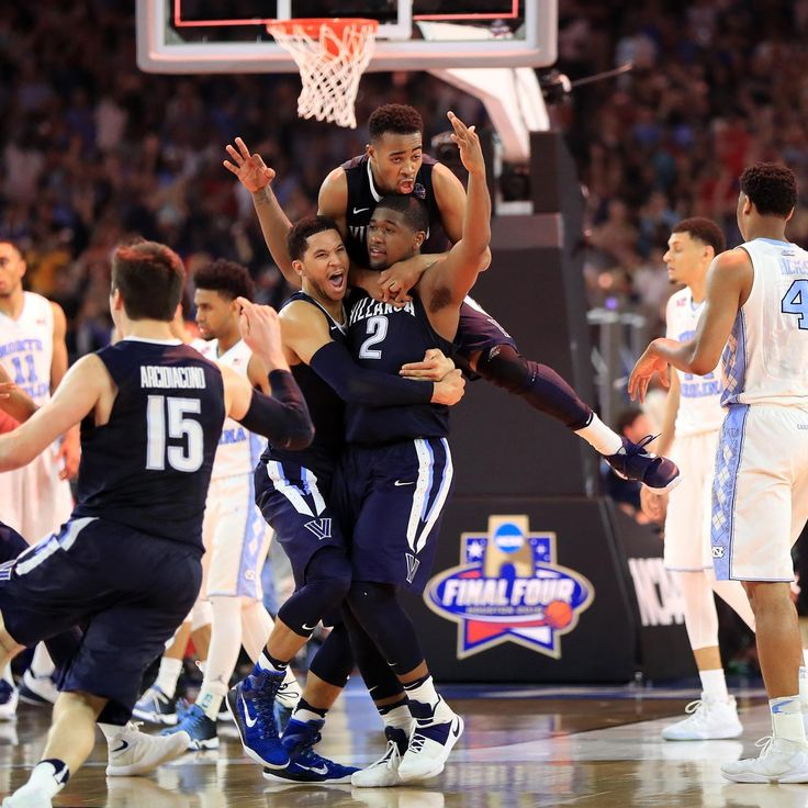 UNC vs. Villanova: Score, Twitter Reaction from 2016 NCAA Championship | Bleacher Report