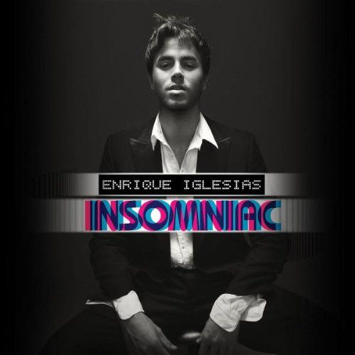 Enrique Iglesias's Tired of Being Sorry album cover