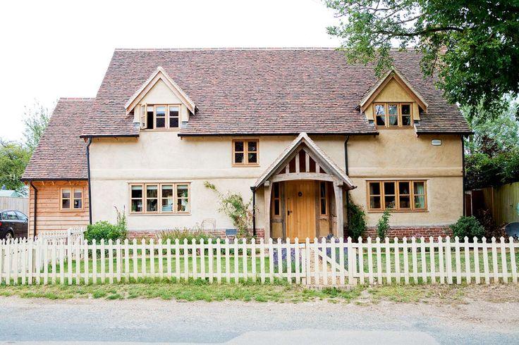 Border Oak - Oak Frame and SIPs Cottage Homebuilding & Renovating Magazine's 'House of the week' on their website.