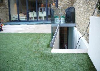 http://www.shape-architecture.co.uk/portfolio-items/18-ellerby-street-fulham-london/ Basements. Architecture. London. Construction. Interior Design. Staircases. Basement Ideas. Basement Remodel.