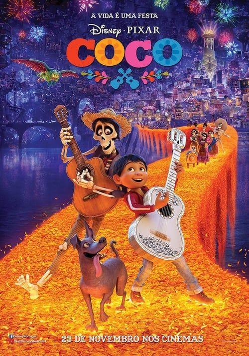 Coco Full Movie Online 2017 Animated Movies Movie Wallpapers Disney Movies
