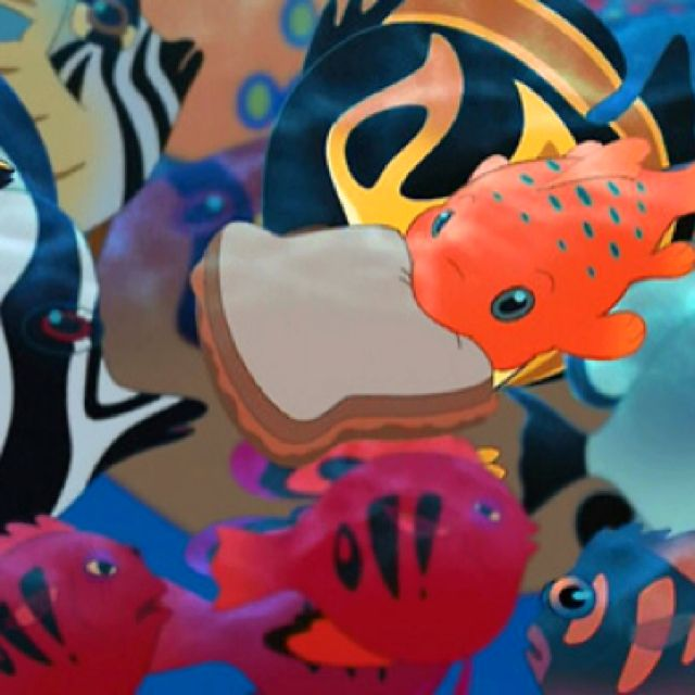 1000 images about lilo stitch on pinterest disney for Pudge the fish