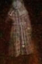"""From the Ghost Capture iPhone APP.  She sure makes a lot of appearances in """"real"""" ghost pictures!!"""