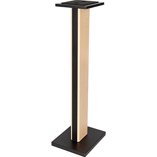 Dr Pro Maple Wood Studio Monitor Stand (Pair) Maple, 2015 Amazon Top Rated Stage Speaker Stands #MusicalInstruments