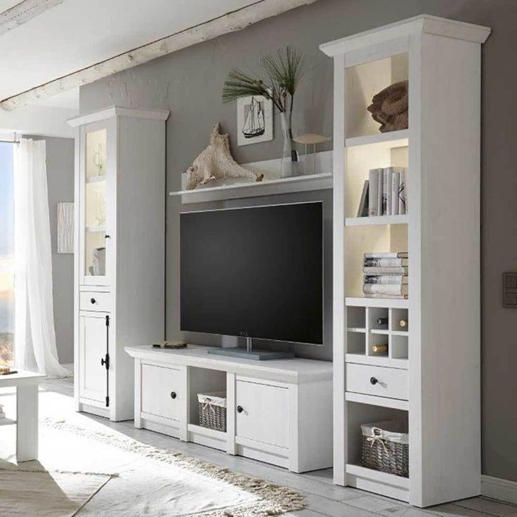 Die besten 25+ Entertainment center möbel Ideen auf Pinterest TV - schrank wohnzimmer weiß