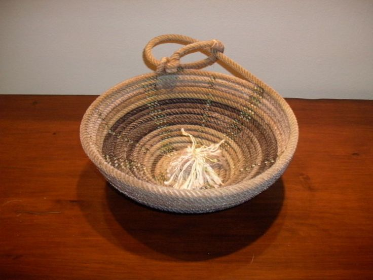 lariat rope craft bing images rope bowl projects