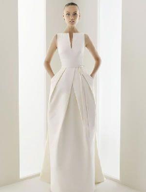 20 vestidos de noiva extraordinários e… diferentes | O Nosso Casamento
