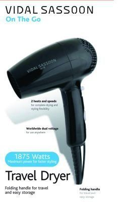 Hair Dryer 1875W Travel Pro 5 pcs sku 905306MA *** Find out more about the great product at the affiliate link Amazon.com on image.
