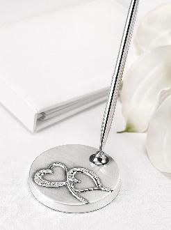 Sparkling Love Pen Set Holderswedding