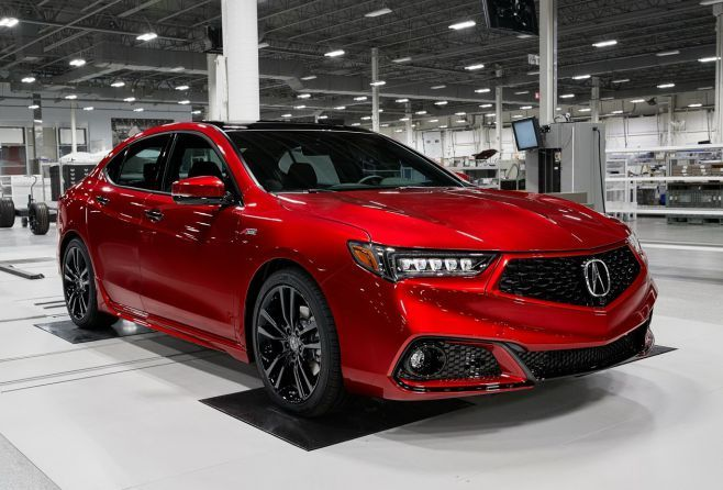 2020 Acura Tlx Pmc Edition Price Review Release Date Specs A Spec Acura Cars Acura Tlx Acura Sedan